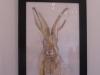 Drip Art Hare 1